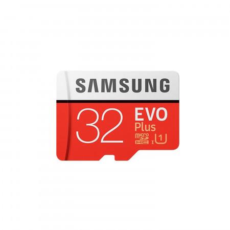 microSDHC Speicherkarte 32GB UHS-1 CL10 / Samsung EVO Plus