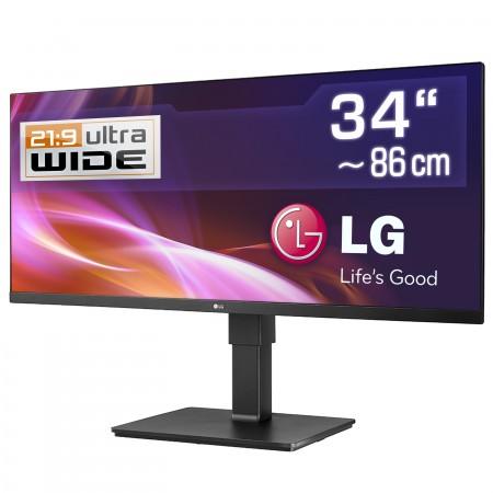 """86,4 cm (34"""") LG 34BN670-B, 2560x1080 (Full HD), IPS Panel, HDMI, DisplayPort"""