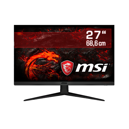 "68,6 cm (27"") MSI Optix G271-014, 1920×1080 (Full HD), DisplayPort, 2x HDMI, LED-Backlight"
