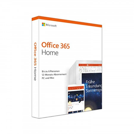 Microsoft® Office 365 Home