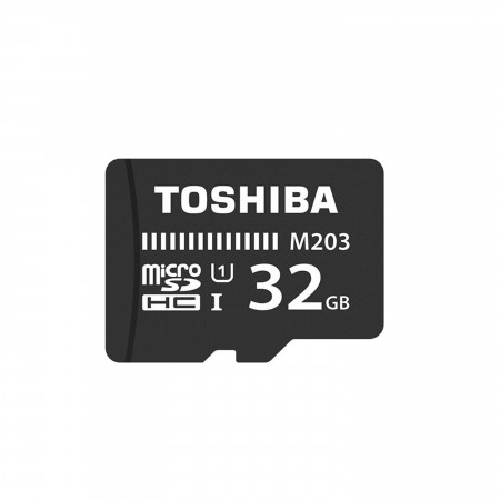 microSDHC Speicherkarte 32GB UHS-1 CL10 / Toshiba