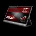 "43,9 cm (17"") ASUS ROG Strix XG17AHPE, 1920x1080 (Full HD), 240 Hz, IPS-Panel, Micro-HDMI, DisplayPort (via USB-C)"