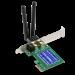 WLAN PCIe Karte 300 MBit/s - CSL