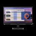 "68 cm (27"") HP P27h G4, 1920x1080 (Full HD), IPS Panel, VGA, HDMI, DisplayPort"