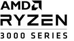 AMD Ryzen 3000 Series Wortmarke