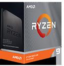 AMD Ryzen 9 Packshot