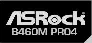 ASROCK B460 Pro4