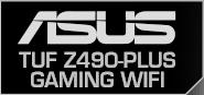 ASUS TUF Z490-PLUS GAMING WiFi