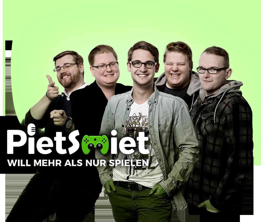 PietSmiet & PietSmiet Logo