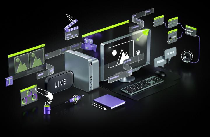 NVIDIA Studio-Plattform