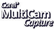 Corel MultiCam Capture Logo