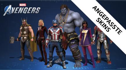 Avengers Skins Thumb