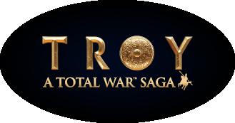Troy a Total War Sage Logo