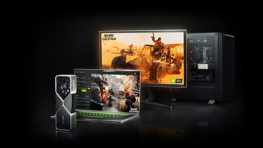 GeForce RTX Geräte Call of Duty Cold War