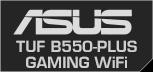 ASUS TUF B550 PLUS GAMING WiFi