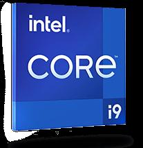 Intel Core i9 11th Generation Logo