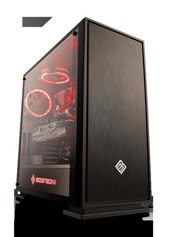 BoostBoxx Exxtreme 5870 | KeysJore RTX Edition