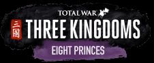 Total War: Three Kingdoms - Eight Princes Logo